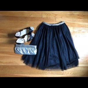 Black Party Skirt!